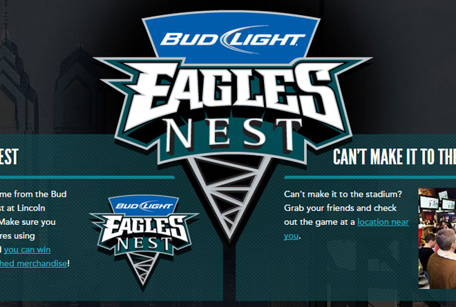 Philadelphia Eagles – Eagles Nest